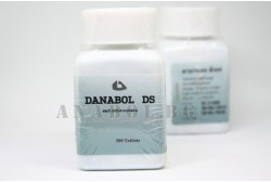Danabol DS (Body Research) метандиенон 500 таблетки