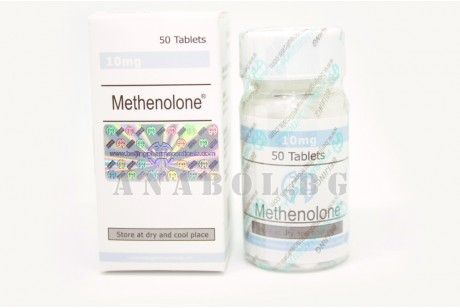 Methenolone (Biotech) примоболан на таблетки
