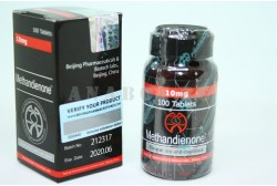 Metan (Biotech) Метандростенолон - 100 таблетки по 10мг.