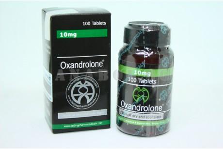 Oxandrolone (Biotech) Анавар - 100 таблетки по 10мг.