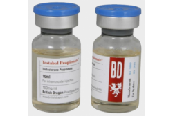 Testobol (British Dragon) Тестостерон Пропионат - флакон 10мл.