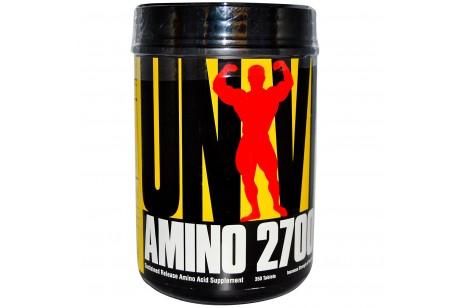 Universal Nutrition Amino 2700 Sustained Release Amino Acid 350 таблетки