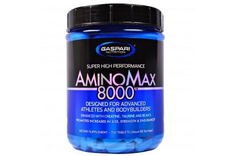 Gaspari Nutrition AminoMax 8000 350 таблетки