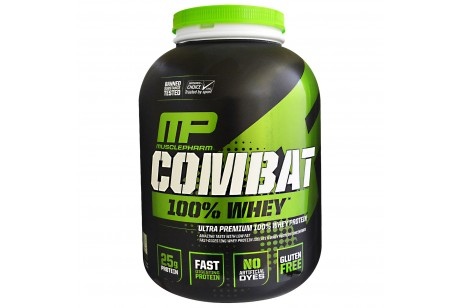 Muscle Pharm Combat 100 Whey 5 lbs 2269 грама