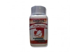 Dbol (ProPharma) Метандростенолон - 100 таблетки по 10мг.