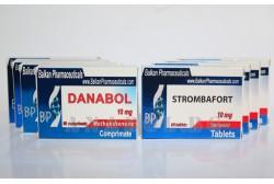 Стероиден цикъл: Данабол и Стромбафорт