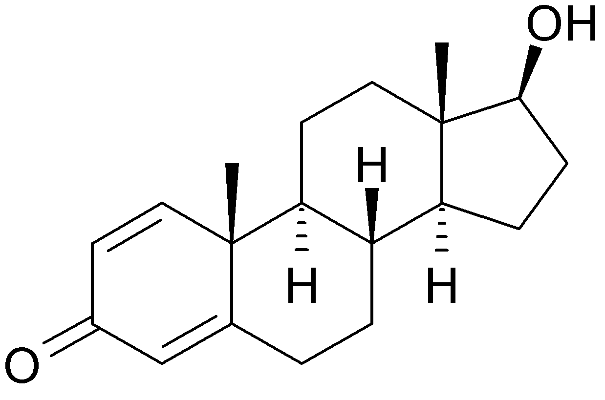 болденон структора